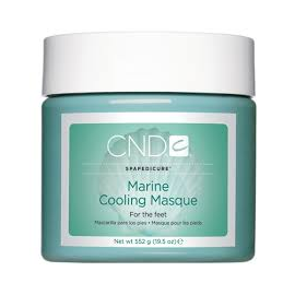 Охлаждающая маска CND SPA PEDICURE Marine Cooling Masque