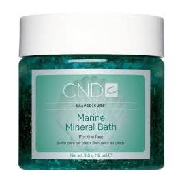 Ароматизированная соль для ножных ванн CND Marine Mineral Bath