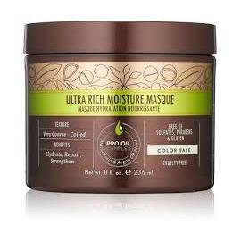 Маска увлажняющая для жестких волос Macadamia  Ultra Rich Moisture Masque 236 мл