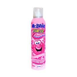 Детское мыло-пена в аэрозоле  Mr. Bubble ORIGINAL FOAM SOAP 236 мл.
