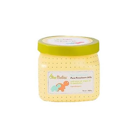 Гель детский для кожи Olive Babies PETROLEUM JELLY 454 мл