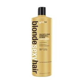 Кондиционер для сохранения цвета Sexy Hair BOMBSHELL BLONDE 1000 мл