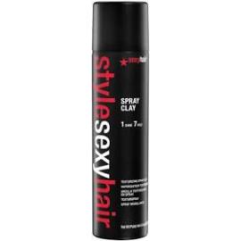 Текстурирующая глина-спрей Sexy Hair Style Spray Clay 155 мл