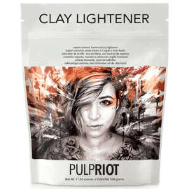 Pulpriot  Clay  Lightner  - Осветляющая глина 500 гр