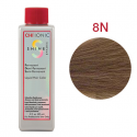 Безаммиачная жидкая краска для волос (Средний-блондин) - CHI Ionic Shine Shades Liquid Color 8N