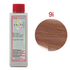 Безаммиачная жидкая краска для волос (Светлый радужный блондин) - CHI Ionic Shine Shades Liquid Color 9I