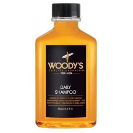 Шампунь для мужчин Woody's Daily Shampoo 75 мл