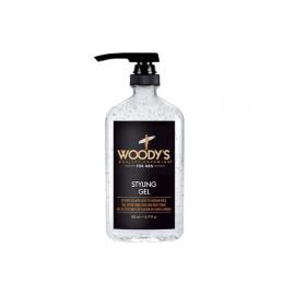 Гель для укладки волос  Woody's Styling Gel 500 мл