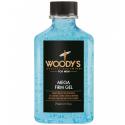 Гель для волос сверх сильной фиксации Woody`s Mega Firm Gel  75 мл