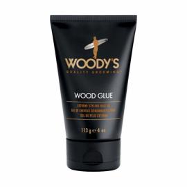Гель для волос ультра сильной фиксации  Woody's Wood Glue Extreme Styling Gel 113 мл