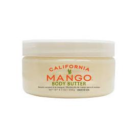 Масло для  тела Сalifornia Mango body butter 234 гр