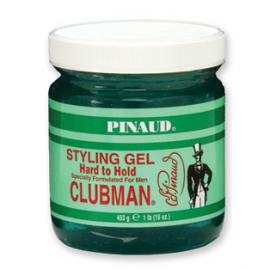 Гель для укладки тонких волос Clubman Hard to Hold Styling Gel  453 гр
