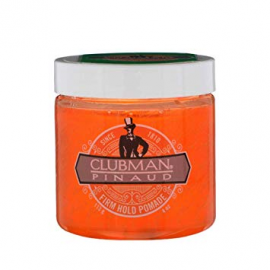 Помада для укладки волос сильной фиксации Clubman Pinaud Firm Hold 113 грамм