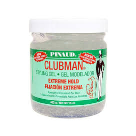 Гель для укладки волос  экстра фиксации Clubman Pinaud Extreme Hold Styling Gel 453 гр