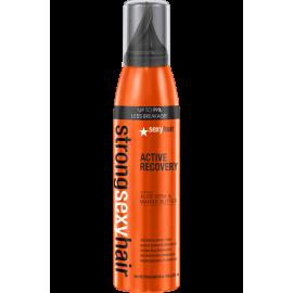 Восстанавливающая сухая пена Sexy Hair  Active Recovery 205 мл