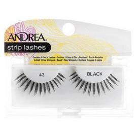 Накладные ресницы Andrea Strip Lashes Style 43 Black