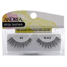 Накладные ресницы Andrea Strip Lashes Style 45 Black