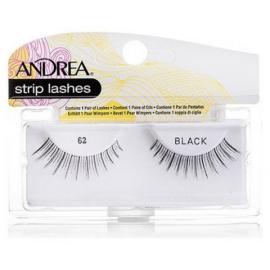Накладные ресницы Andrea Strip Lashes Style 62 Black