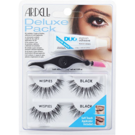 Накладные ресницы Ardell  Deluxe Pack Lashes Wispies Black