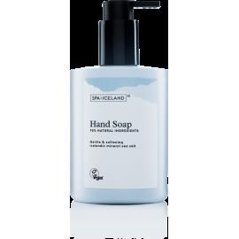 Смягчающее, ароматное жидкое мыло для рук SPA of ICELAND 300 мл