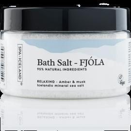 Соль для ванн Релакс SPA of Iceland Fjola 300G