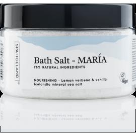Увлажняющая соль для ванны Spa of Iceland Maria 300G