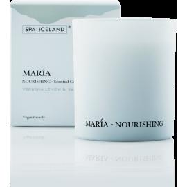 Успокаивающая ароматическая свеча Spa of Iceland Maria 155G