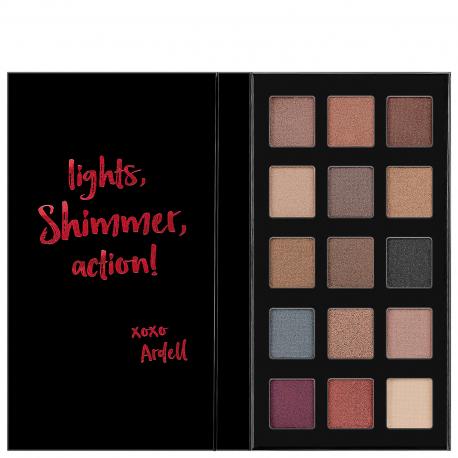 Палетка теней с шиммером Ardell Pro Eyeshadow Palette  Shimmer