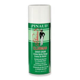 Классическая пена для бритья с алоэ-вера Clubman Pinaud Shave Cream 340 мл