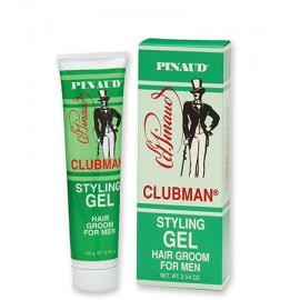 Гель для укладки нормальной фиксации Clubman Styling Gel 110 гр