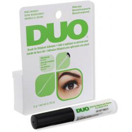 Клей для накладных ресниц DUO Brush-On Lash Adhesive with Vitamins 5 гр