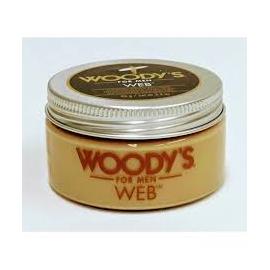 Помадка паутинка для укладки волос  Woody's  Pomade Web 96 гр