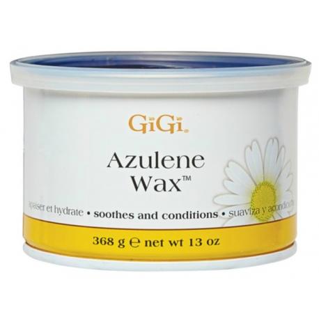 Воск для эпиляции с Азуленом GIGI Azulene Wax 368 гр