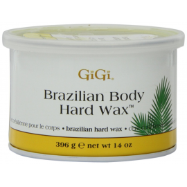 Воск для бразильской эпиляции GiGi Brazilian Body Hard Wax 396 гр