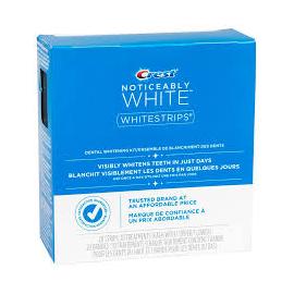 Отбеливающие полоски для зубов Crest Noticeably White Whitestrips