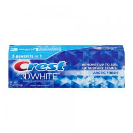 Отбеливающая зубная паста Crest 3D White Arctic Fresh 100 гр