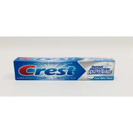 Отбеливающая зубная паста Crest Tartar Protection Whitening Toothpaste Cool Mint 181 гр