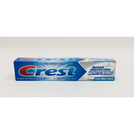 Отбеливающая зубная паста Crest Tartar Protection Whitening Toothpaste Cool Mint 181 гр
