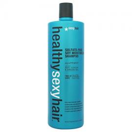 Увлажняющий шампунь с соей Sexy Hair 1000 мл