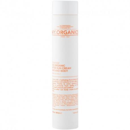 Крем для волос и тела My.Organics My.Tan Cream Hair&Body 250 мл
