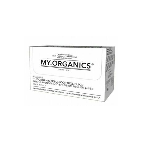 Фермент My.Organics The organic Sebum Control 6x6ml