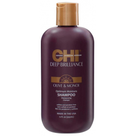 Шампунь увлажняющий CHI Deep Brilliance Optimum Moisture Shampoo 355 мл
