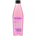 Шампунь для блеска волос Redken Diamond Oil Glow Dry Shampoo 300 мл