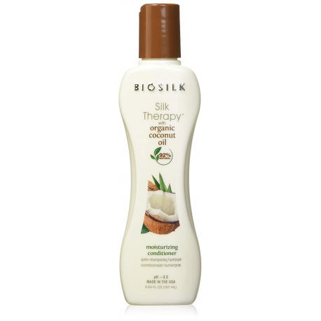 Увлажняющий кондиционер CHI BioSilk Silk Therapy Organic Coconut Oil Moisturizing Conditioner 167 мл