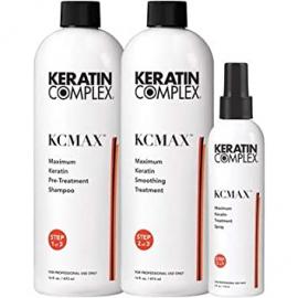 Кератиновая система KCMAX Maximum Keratin Smoothing System Keratin Complex
