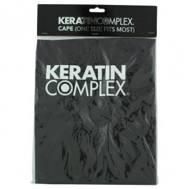 Накидка черная Keratin Complex Cape