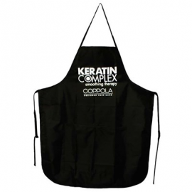 Фартук черный Keratin Complex