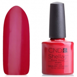 Гель лак для ногтей CND Shellac Wildfire 7.3 мл (шеллак)