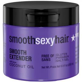 Разглаживающая питательная маска для волос Smooth Sexy Hair