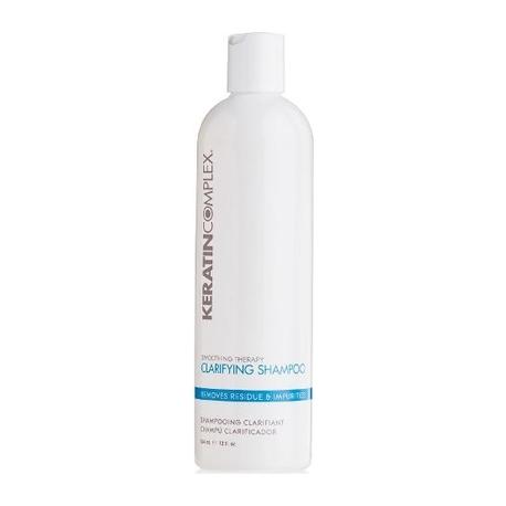 Шампунь глубокой очистки Keratin Complex Shampoo